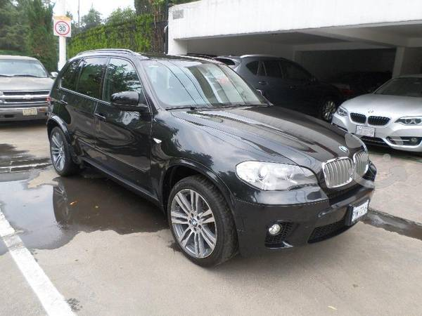 BMW X5 50i M SPORT BITURBO 450HP 12 FACT AGENCIA | Segundamano.mx