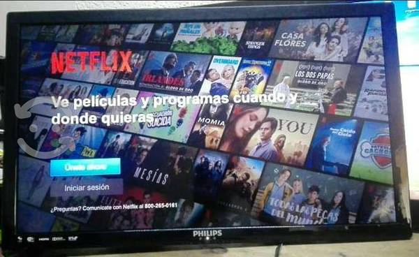 Television Smart Tv De 32 Philips 32pfl3901  F8 En